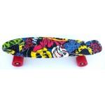Скейтборд, арт. 2406 (цветной)