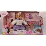 Игрушка детская набор кукла с принадлежностями арт. LD9511A