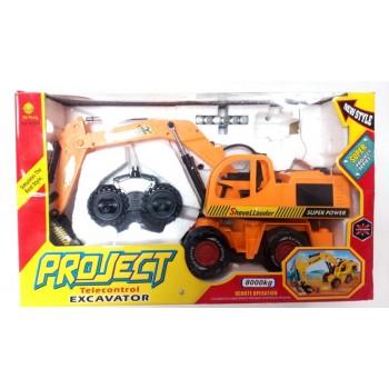 Игрушка детская экскаватор, арт. 6895E