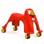 Каталка детская «ВИХРЬ» красный