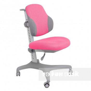 Кресло для школьника FunDesk Inizio, розовый, голубой (37-61см)