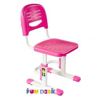 Детский растущий стул FUNDESK SST3 розовый, серый, голубой, зеленый (30-44см)
