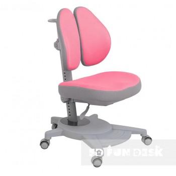 Кресло для школьника FunDesk Pittore, розовый, голубой (32,5-54см)