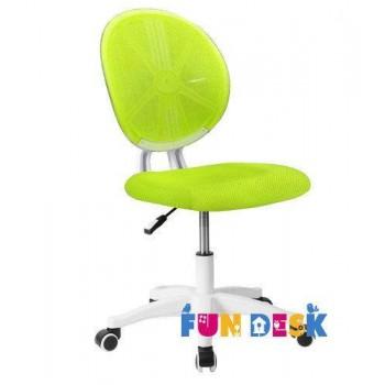 Детское кресло FunDesk LST1 Green, Grey, Blue (37-47см)