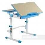 Детская растущая парта трансформер Fun Desk Lavoro L, Blue, Pink (79,4 см)