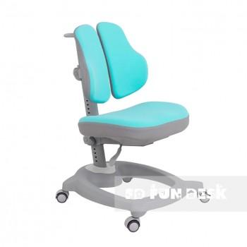 Кресло для школьника FunDesk Diverso, розовый, голубой, зеленый (37-58см)