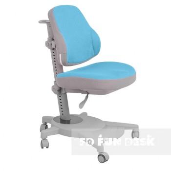 Кресло для школьника FunDesk Agosto, розовый, голубой (32,5-54см)