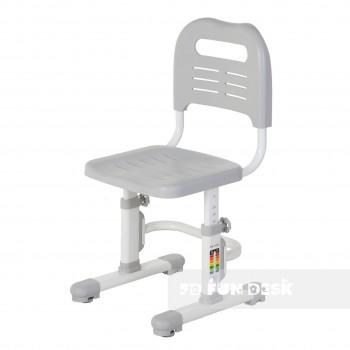 Детский растущий стул FUNDESK SST3L (серый, зеленый, голубой, розовый) 33-46см