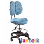 Детское кресло FunDesk SST6, Blue, Pink (40-57см)