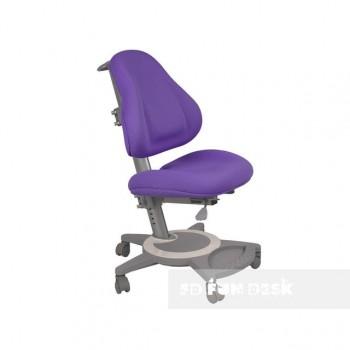 Ортопедическое кресло для детей FunDesk Bravo (фиолетовый, зеленый, голубой, розовый) 34-56см