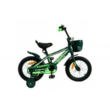"Велосипед BiBiTu Turbo 18"" (разные цвета)"