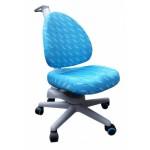 """Растущее кресло I-STUDY """"Фаворит"""", салатовый, голубой, розовый (29-45см)"""
