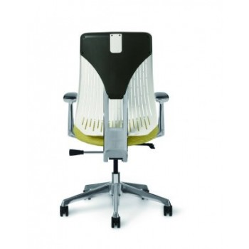 Стул-кресло COMF-PRO TRULY/полированный алюминий/ без подголовника