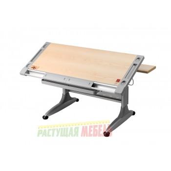 Растущий стол-парта COMF-PRO Tokyo-2 Big клен/серый (110см)