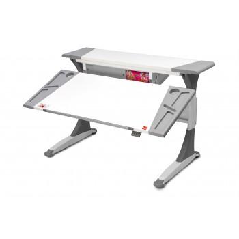 Регулируемый стол-парта COMF-PRO М10, разные цвета (120см; 47-89)