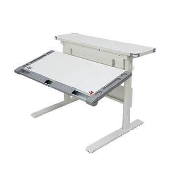 Растущий стол-парта COMF-PRO M7 BIANCO (105см; 57.5-90.8)