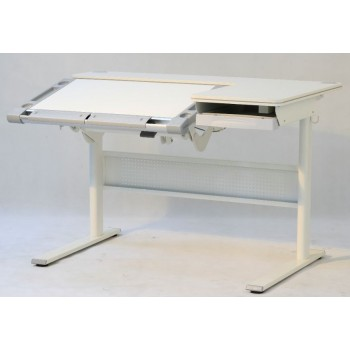 Растущий стол-парта COMF-PRO M8 Piano (120см; 58.5 - 93.5)