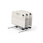 Компактный складной регулируемый стол-парта COMF-PRO Coco Desk (80см; 54-75,5см)