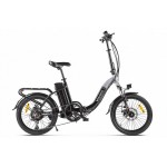"""Велогибрид VOLTECO FLEX UP (разные цвета, 500Вт, 20"""")"""