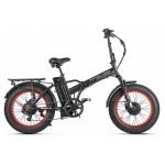 """Велогибрид VOLTECO BAD DUAL NEW (разные цвета, 500Втх2, 20"""")"""