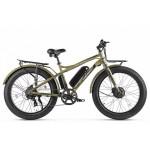 """Велогибрид VOLTECO BIGCAT DUAL NEW 2020 (разные цвета, 500Втх2, 26"""")"""