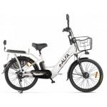 """Велогибрид GREEN CITY e-ALFA new (разные цвета, 350Вт, 24"""")"""