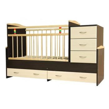 Кровать детская-трансформер «Колибри-1»