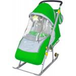Санки-коляска детские складные «Ника Детям 4»