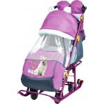 Санки-коляска детские складные «Ника Детям 7-2»