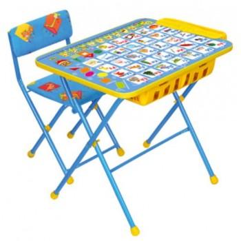 Комплект детской мебели «КУ2П» с большим пеналом